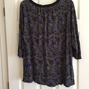 RXB Tops - Plus Size 3/4 Sleeve RXB Top